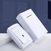 Chuông cửa không dây chống nước PD-ML-02 ( Tặng kèm 01 móc khóa tua vít ba chức năng )