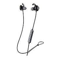 Tai nghe Bluetooth Wireless Skullcandy METHOD ACTIVE IN-EAR - Đen Xám - Hàng Chính Hãng