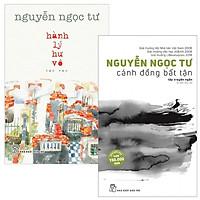 Combo Hành Lý Hư Vô + Cánh Đồng Bất Tận (Bộ 2 Cuốn)