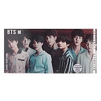 Bộ Postcard Ban Nhạc BTS - Mẫu 8