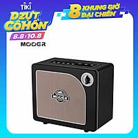 MOOER HORNET BLACK 15 Watt Digital Modeling Combo Guitar Amplifier Speaker 9 Amp Models Built-in Modulation Delay Reverb