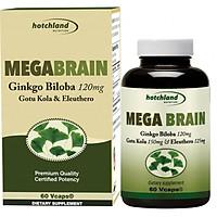 Thực phẩm chức năng giúp ngăn ngừa và hỗ trợ điều trị các bệnh lý liên quan đến mạch máu não Mega Brain 0115