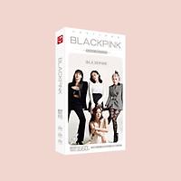 Postcard Blackpink LISA JENNIE ROSE JISOO hộp ảnh thần tượng