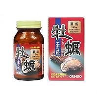 Thực Phẩm Chức Năng Viên uống tăng cường sinh lý nam Hàu Tươi Orihiro Nhật Bản ( Orihiro New oyster extract tablet)