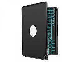 Bàn phím ốp lưng Bluetooth cho iPad Pro 9.7 - 7 màu đèn bàn phím