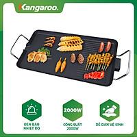 Bếp Nướng Điện Kangaroo KG699G 2000W - Hàng chính hãng