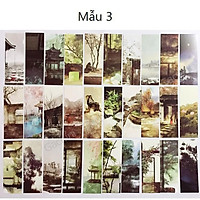 Hộp 30 Đánh Dấu Trang Sách Bookmark Cổ Phong