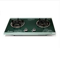 Bếp Gas Âm Đôi Mặt Kính Cao Cấp Sunhouse APEX APB8815 - Nhập Khẩu Tây Ban Nha
