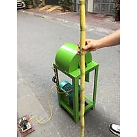 Máy cạo vỏ mía tự động cạo 1 cây/lần siêu sạch