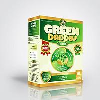 Sữa non Green Daddy Pedia, hộp 10 gói x 20g