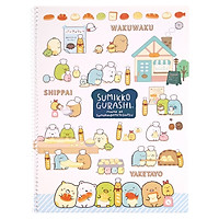 Sổ Lò Xo Magic Channel Spring Sumikko Gurashi 20-3-3
