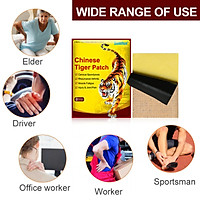 Tiger Balm  Patch Fast Relief Aches Pains Inflammations  Lumbar Spine Plaster