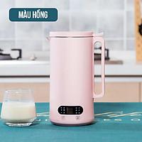 Máy Nấu Sữa Hạt Đa Năng Máy Xay Sữa Hạt Làm Sữa Đậu Lành Dung tích 350ml Xay Nhuyễn Kết Hợp Nấu