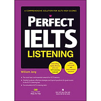 Perfect IELTS Listening (Quét Mã Qr Sau Sách Để Nghe File MP3)
