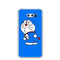 Ốp lưng dẻo cho điện thoại LG V30 - 0186 DOREMON01 - Hàng Chính Hãng