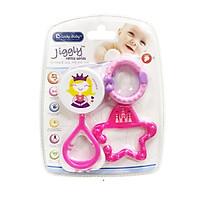 Bộ lục lạc Lucky Baby - Jiggly  Links & Rattle Series