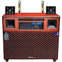Loa tủ loa kéo karaoke di động BellPlus (Hàng chính hãng)