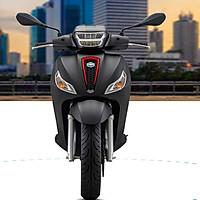 Xe máy Piaggio Medley 150 S ABS LED - ĐEN SẦN