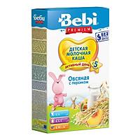 Bột Ăn Dặm Bebi Cao Cấp Sữa, Yến Mạch, Quả Đào Cho Bé Ăn Dặm Từ 5 Tháng