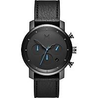 Đồng hồ Nam MVMT Dây Da - D-MC02-GUBL