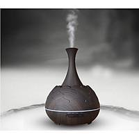 Máy khuếch tán tinh dầu bình sen đen