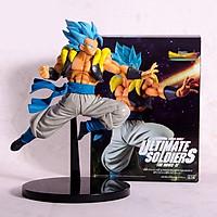 Mô hình Figure Gogeta Blue The Movie Ultimate Soldiers 02 - Dragon Ball