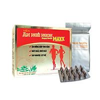Thực phẩm chức năng Viên ăn ngủ ngon Happy Health Maxx