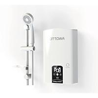 Máy tắm nước nóng OTTOWA TE45P01 - Hàng chính hãng - Có bơm