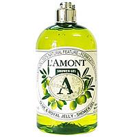 Sữa Tắm L'amont En Provence Olive & Honey Shower Gel Chai 500ml