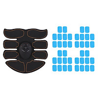Abs Stimulator Abdominal Muscle Trainer Ab Abdominal Sticker & 40pcs Gel Pad