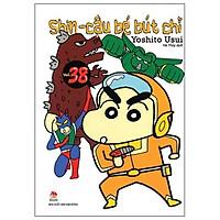 Shin - Cậu Bé Bút Chì - Tập 38 (Tái Bản 2018)