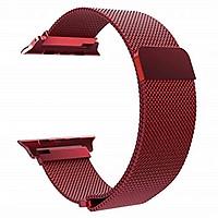Dây thép đeo thay thế cho Apple Watch 42mm / 44mm hiệu Coteetci (thiết kế tinh tế, thép chống ghỉ cao cấp, ôm sát tay) - Hàng nhập khẩu