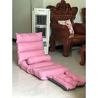 Ghế bệt, ghế lười, ghế thư giãn kiểu mới sang trọng (ngã lưng 5 cấp độ) VIMOS