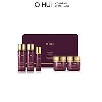 Bộ dưỡng 5 món cải thiện da lão hóa OHUI Age Recovery 5pcs Mini Kit Gimmick