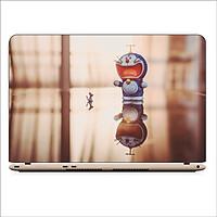Miếng Dán Skin In Decal Dành Cho Laptop - Doraemon 5 - Mã: 121118