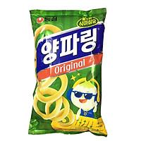 Bánh Snack Vị Hành Onion Ring Nongshim Hàn Quốc ( 84 Gram)