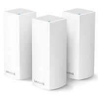 Linksys Velop Intelligent Mesh WiFi System AC6600 MU-MIMO (3-Pack) WHW0303-AH - Hàng Chính Hãng