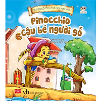 Truyện Cổ Tích Thế Giới Hay Nhất - Pinochio Cậu...