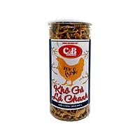 Khô Gà Lá Chanh C&B Hộp 300 Gram