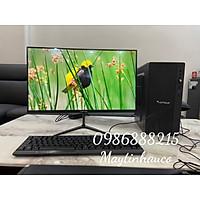Bộ máy tính Văn Phòng Viteck (Chip core i7 2600 ( 3.8GHz), Ram 16GB, SSD 120GB ) Và Màn Hình 24 inch - Chuyên dùng cho Công ty - Gia đình - Học Tập - Hàng Chính Hãng