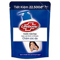 Nước Rửa Tay Lifebuoy Chăm Sóc Da 21165430 (450g)