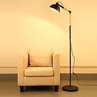 Đèn đứng trang trí phòng khách Vintage hiện đại cao cấp, Đèn trang trí nội thất - Tặng kèm bóng LED chống lóa