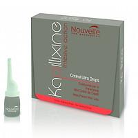Serum huyết thanh nhân sâm chống rụng kích thích mọc tóc Nouvelle new Generation Kapillixine Control Drops Ultra Intensive Action 7ml x10