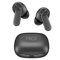 Tai Nghe True Wireless Bluetooth cảm ứng PKCB9 New 2021 - Hàng chính hãng