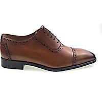 Giày da nam da bò cao cấp buộc dây lịch lãm trẻ trung 2020 - P03