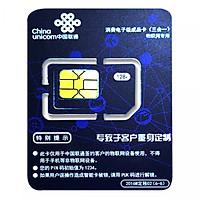 Sim Du Lịch Trung Quốc China Unicom 4GB