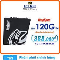 Ổ cứng SSD KingSpec P4 120GB - Hàng Chính Hãng