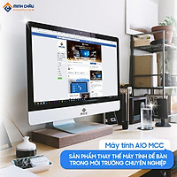 Bộ PC để bàn All in ONE (AIO) MCC3482 Home Office Computer CPU i5 4570/Ram8G/SSD240G/Wifi/camera22inch[Chính hãng]