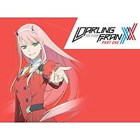 Poster 8 tấm A4 Darling In The FranXX manga anime tranh treo album ảnh in hình đẹp (MẪU GIAO NGẪU NHIÊN)