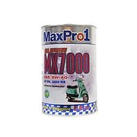 Dầu động cơ xe tay ga MaxPro1 MX7000 800ml